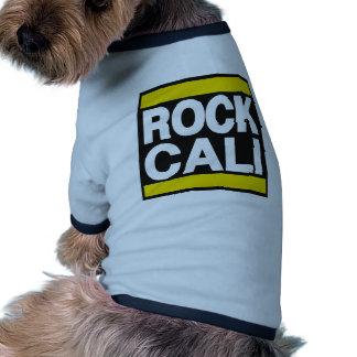 Rock Cali Yellow Doggie Tee