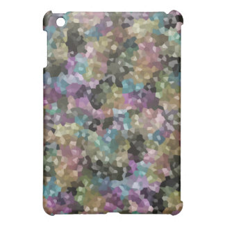 Rock Candy Muted Tones iPad Mini Cover