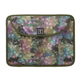 Rock Candy Muted Tones MacBook Pro Sleeves