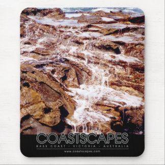 Rock Cascade (Branded Version) Mouse Pad