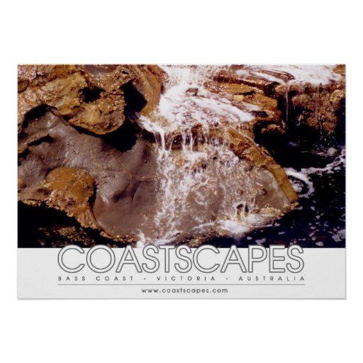 Rock Cascade Photo Posters