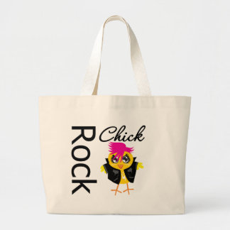 Rock Chick Canvas Bags