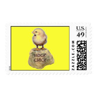 Rock Chick Stamp