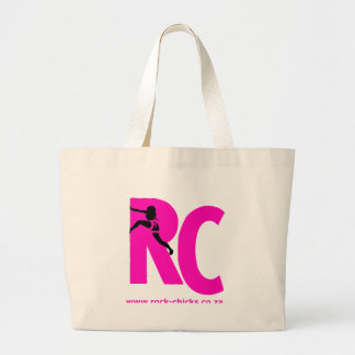 Rock Chicks Designs: The Climber Gal's Gear Large Tote Bag