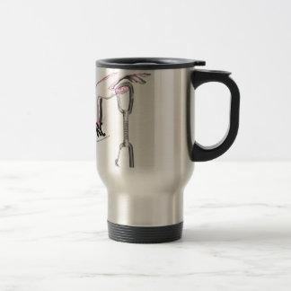 Rock Chicks Designs: The Climber Gal's Gear Travel Mug