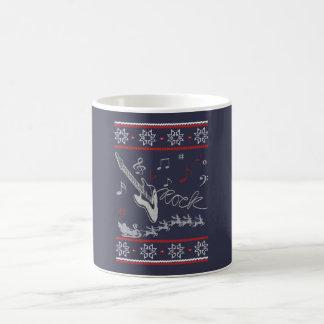 Rock Christmas Coffee Mug