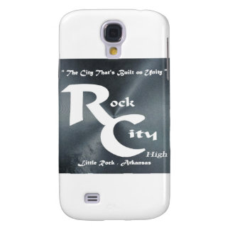 Rock City Galaxy S4 Covers