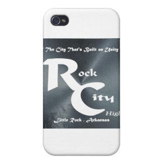 Rock City iPhone 4 Cases