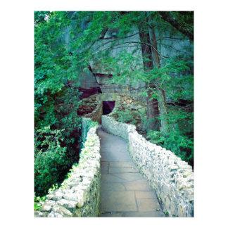 Rock City Path Letterhead