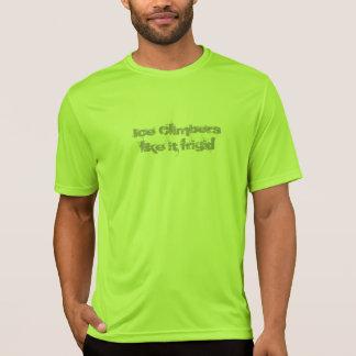rock climber 10 T shirt