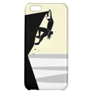 Rock Climber 1 iPhone 5C Covers