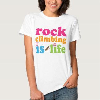Rock Climber Gift Girls Shirt