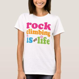 Rock Climber Gift Girls T-Shirt