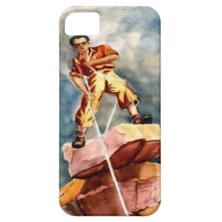 Rock climber iPhone SE/5/5s case
