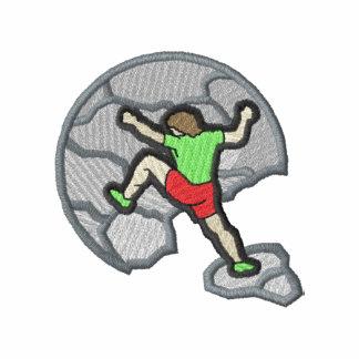 Rock Climber Logo