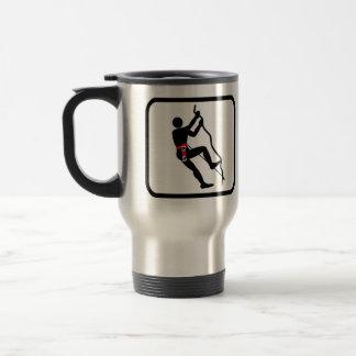 Rock Climber Pro Travel Mug