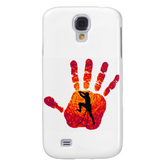 ROCK CLIMBER READY!!! GALAXY S4 COVER