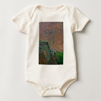 Rock Climbers Baby Bodysuit
