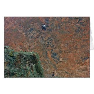 Rock Climbers Card