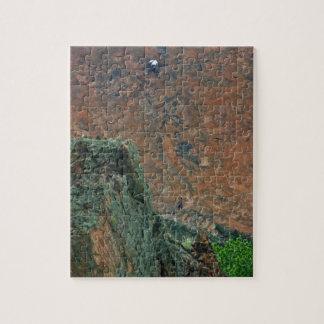 Rock Climbers Jigsaw Puzzle