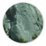 Rock Climbers on El Capitan Ceramic Knob