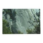Rock Climbers on El Capitan Placemat