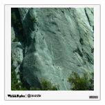 Rock Climbers on El Capitan Wall Sticker