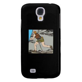 Rock Climbing 12 Samsung Galaxy S4 Case