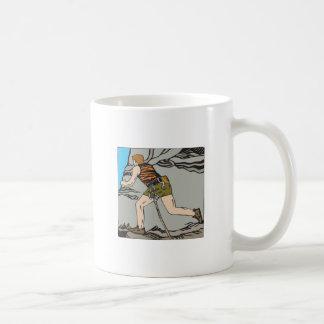Rock Climbing 12 Classic White Coffee Mug