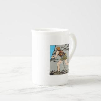 Rock Climbing 12 Tea Cup