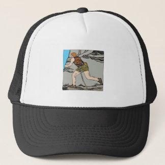 Rock Climbing 12 Trucker Hat