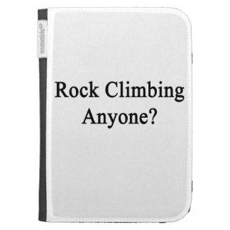 Rock Climbing Anyone Kindle Covers