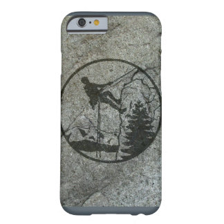 Rock Climbing Barely There iPhone 6 Case