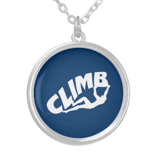 Rock Climbing Bouldering Pendant