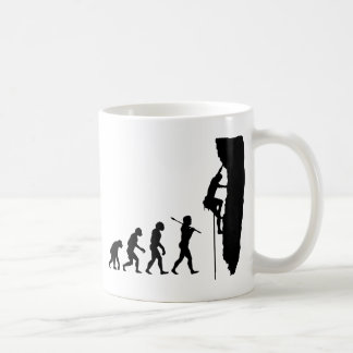 Rock Climbing Coffee Mug
