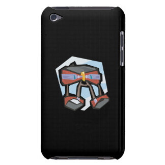Rock Climbing Harness iPod Touch Cases