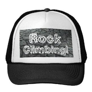 Rock Climbing! Trucker Hat