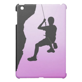 Rock Climbing  iPad Case