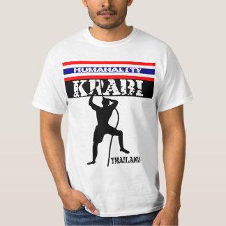 Rock Climbing Karbi Thailand Tee Shirt