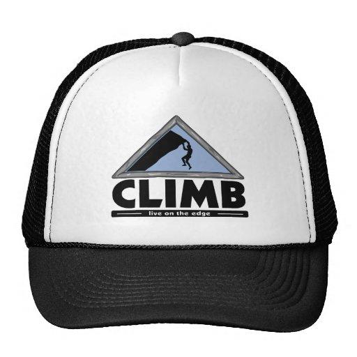 Rock Climbing Mesh Hats