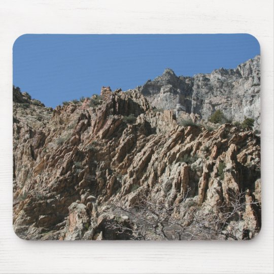 Rock Climbing Mouse Pad