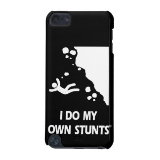 Rock-climbing My Own Stunts iPod Touch (5th Generation) Case