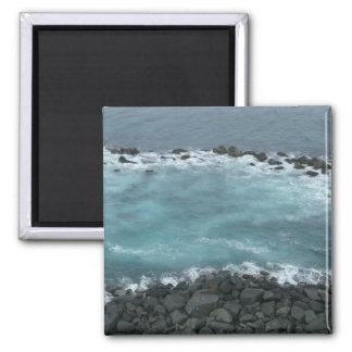 Rock Coast Magnet