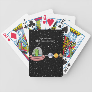 """""""Rock Collection"""" Bicycle Playing Cards"""