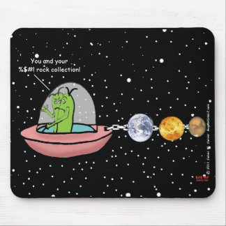 """""""Rock Collection"""" Mouse Pad"""
