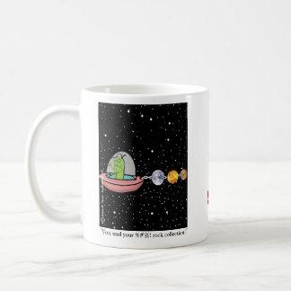 """Rock Collection"" Classic White Coffee Mug"