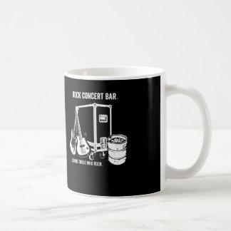 Rock Concert Bar™ Classic White Coffee Mug