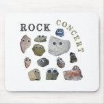 Rock Concert Mouse Pad