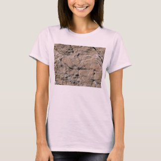 Rock Cracks Patterns T-Shirt