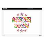 Rock de la ciencia de las estrellas skins para 43,2cm portátiles